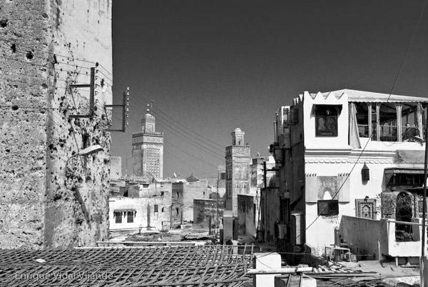 Empiezo el año pinchando en Fez, Marruecos.