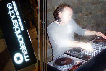 DJ Notorius at Fes 27.03.10