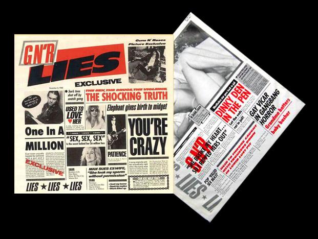 G N' R Lies (1988)