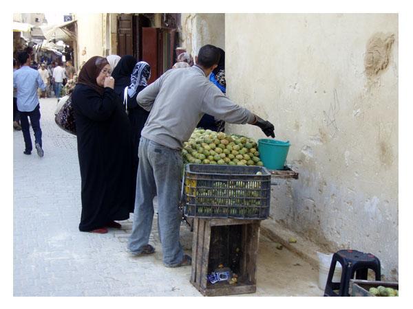 La Música en la Medina de Fez.