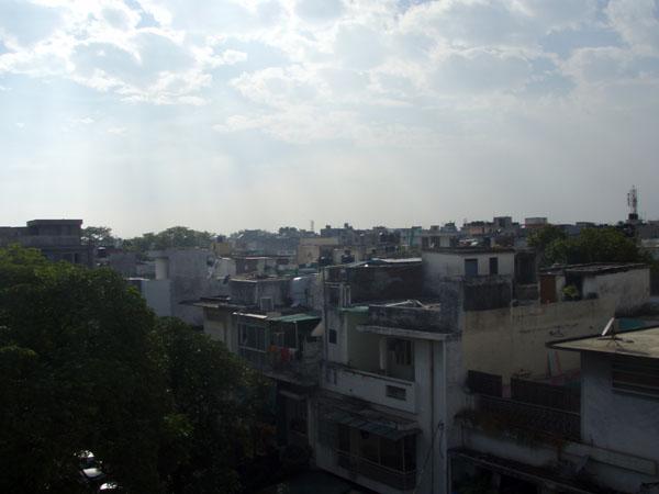 31 días en Nueva Delhi.