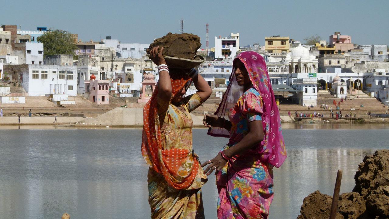 Rajasthan, Jaipur y Pushkar, tierra de Reyes y Marajás