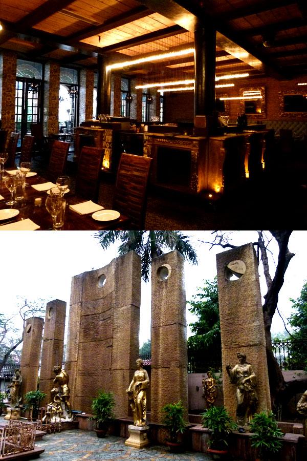 Cibo, Janpaht Hotel, New Delhi