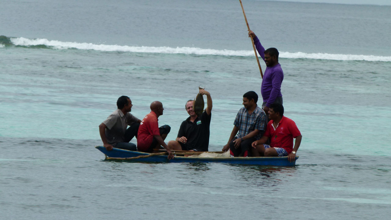 Maldivas con mochila. Primera parte