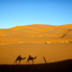 Desierto de Erg Chebbi, Marruecos 2009
