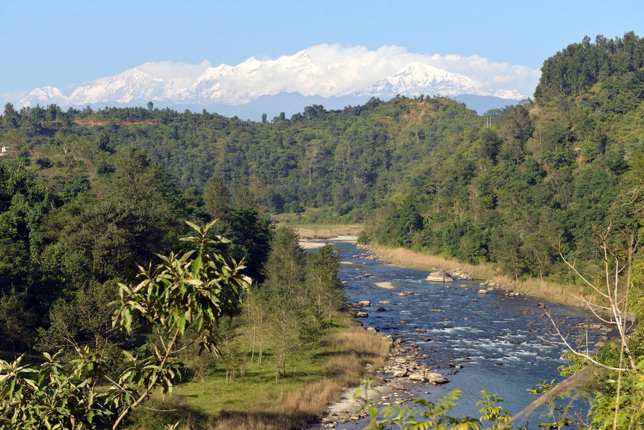 Nepal el techo del mundo