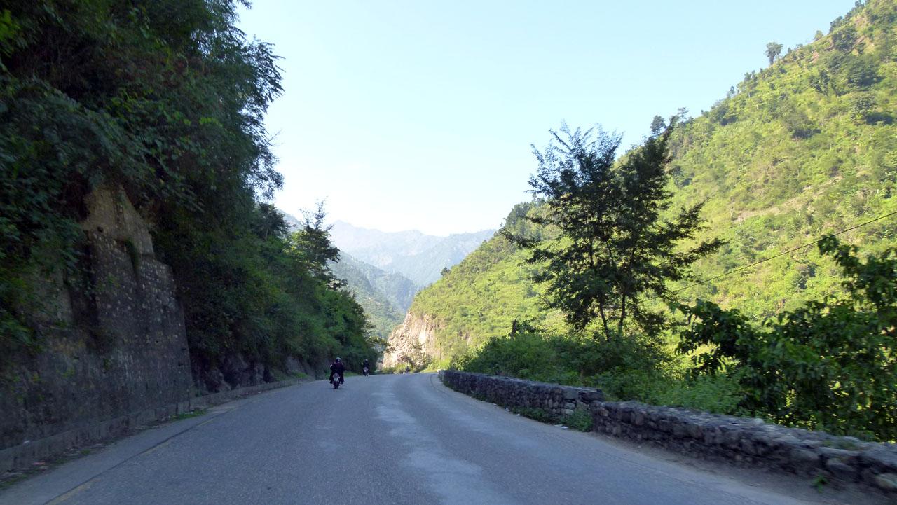 carreteras vacias