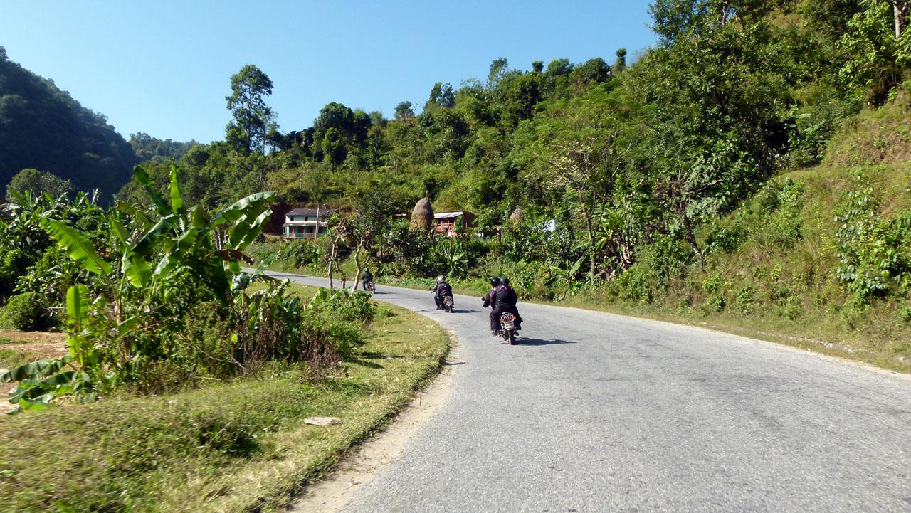 Nepal tropical