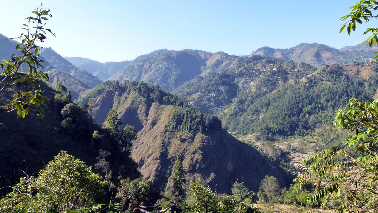 Himalaya colinas