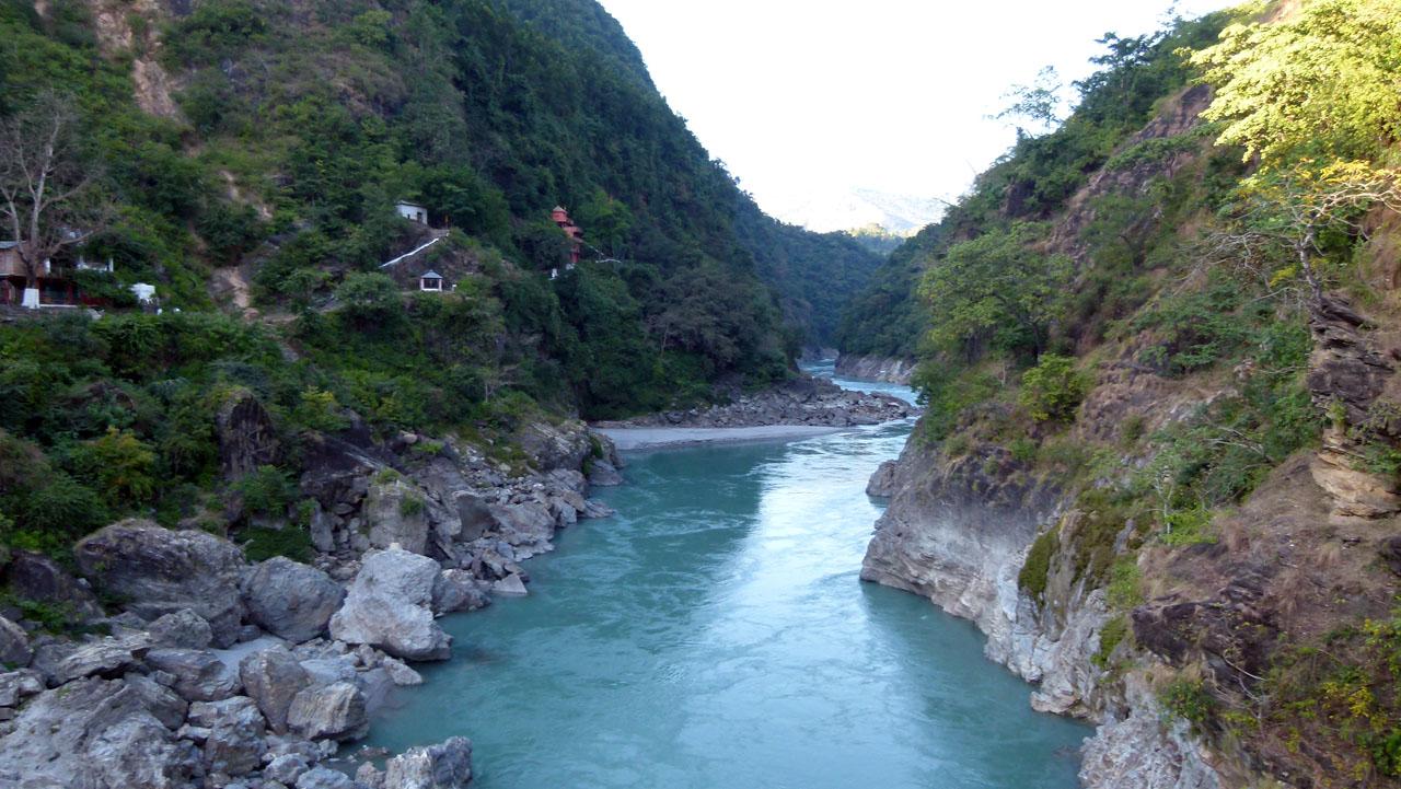 Himalaya río