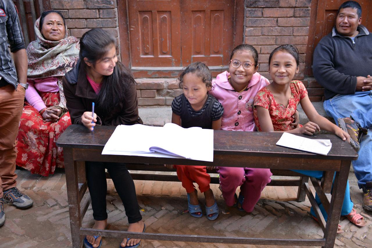 Nepalíes