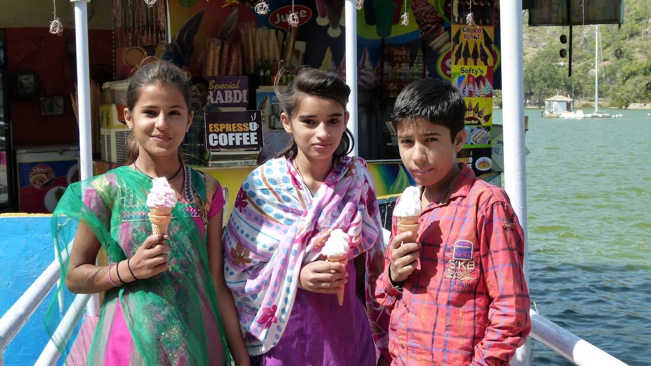 Ahmedabad vía Mount Abu