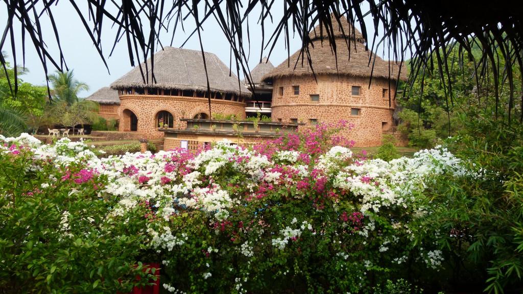 Swaswara, Retiro en India de lujo