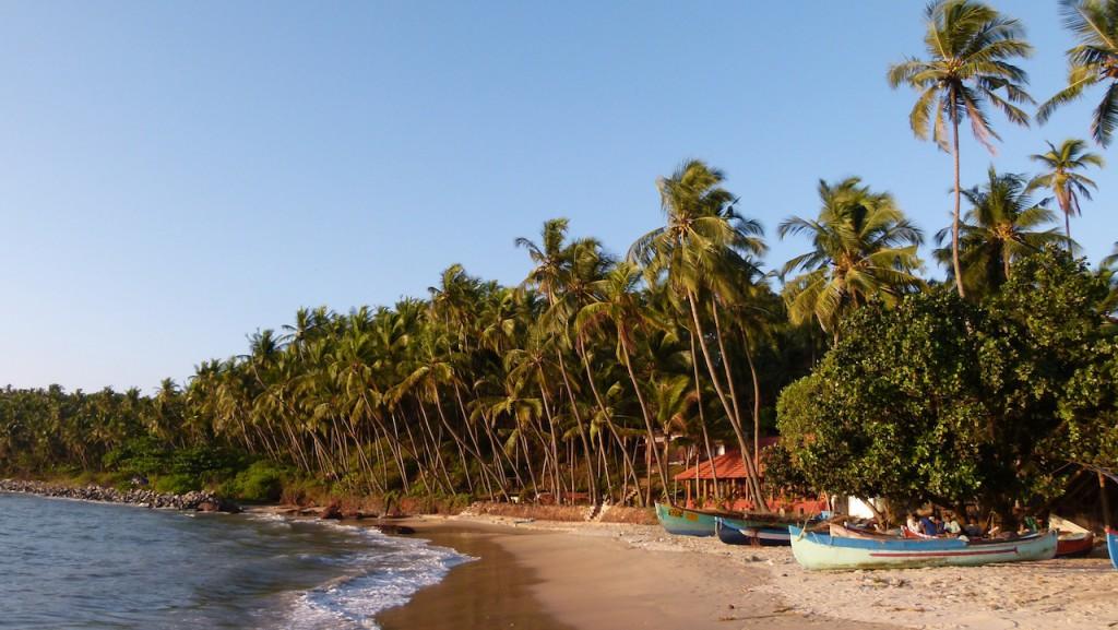 Kannur casa rural en la playa