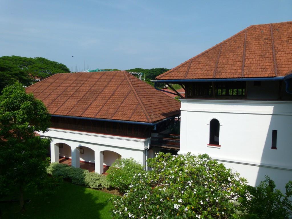The Brunton Boatyard en Fort Kochi