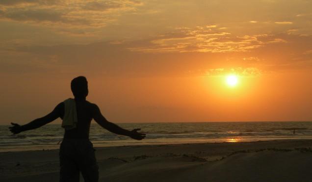 Viajar a India para hacer un retiro de mente y cuerpo