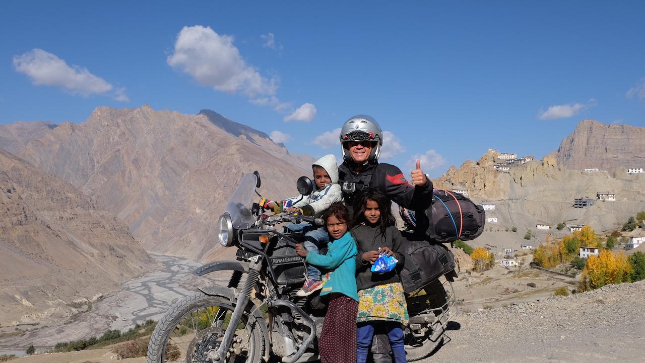 Spiti (Himalaya) en moto - Segunda parte