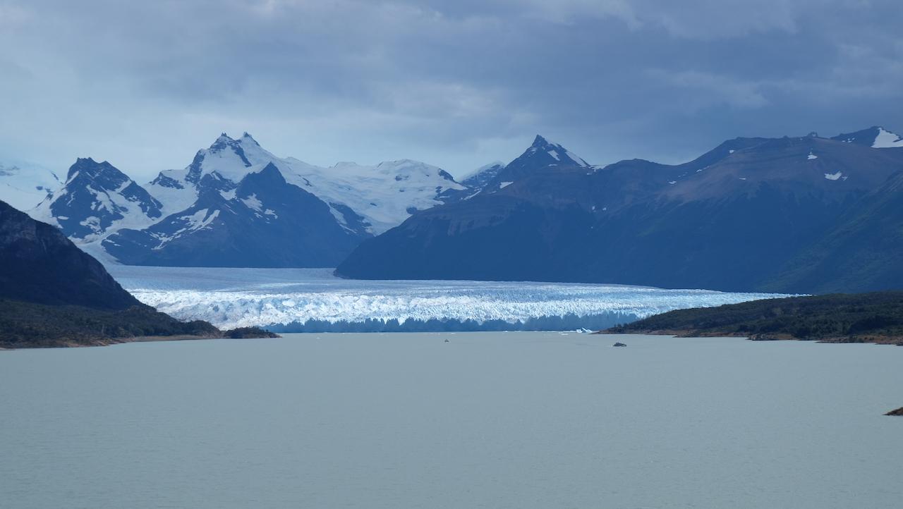 Parque nacional Los Glaciares, El Calafate.