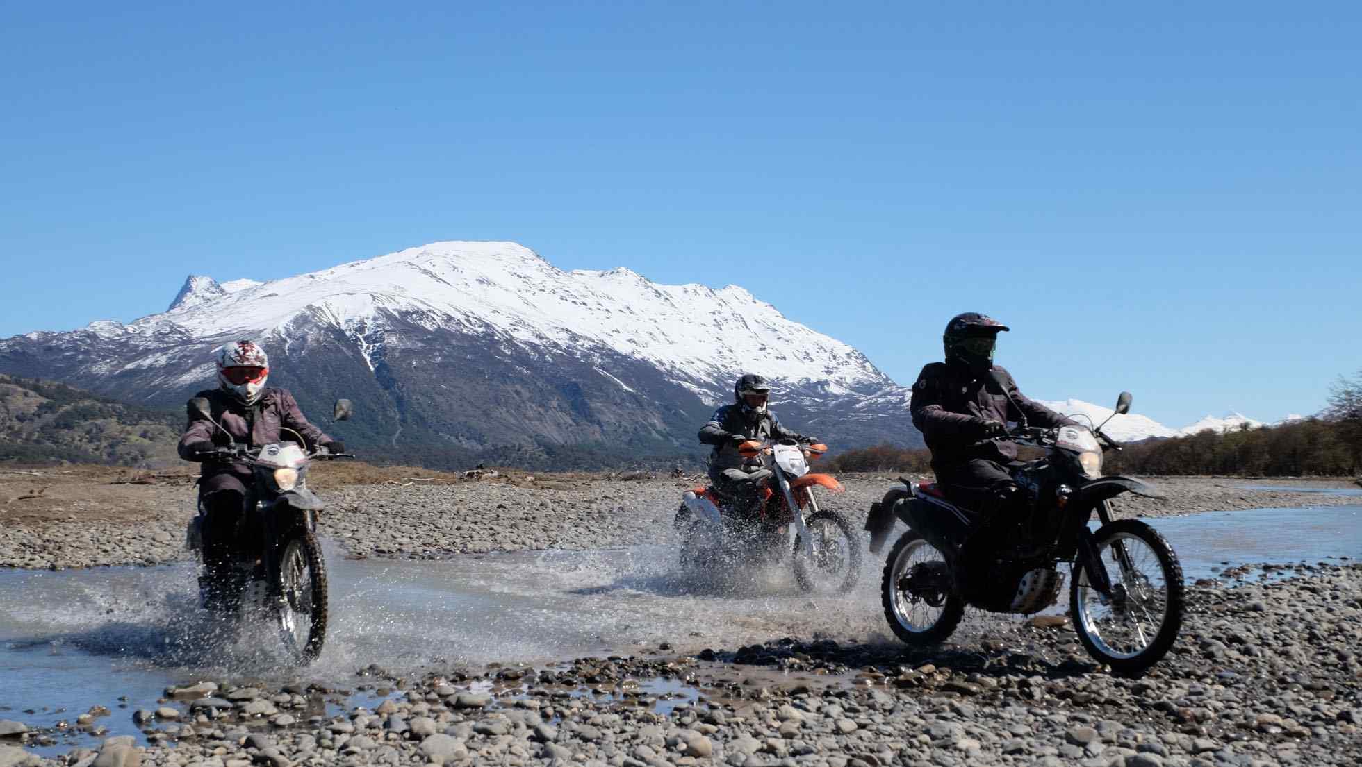 Carretera Austral en moto con Enduro Austral