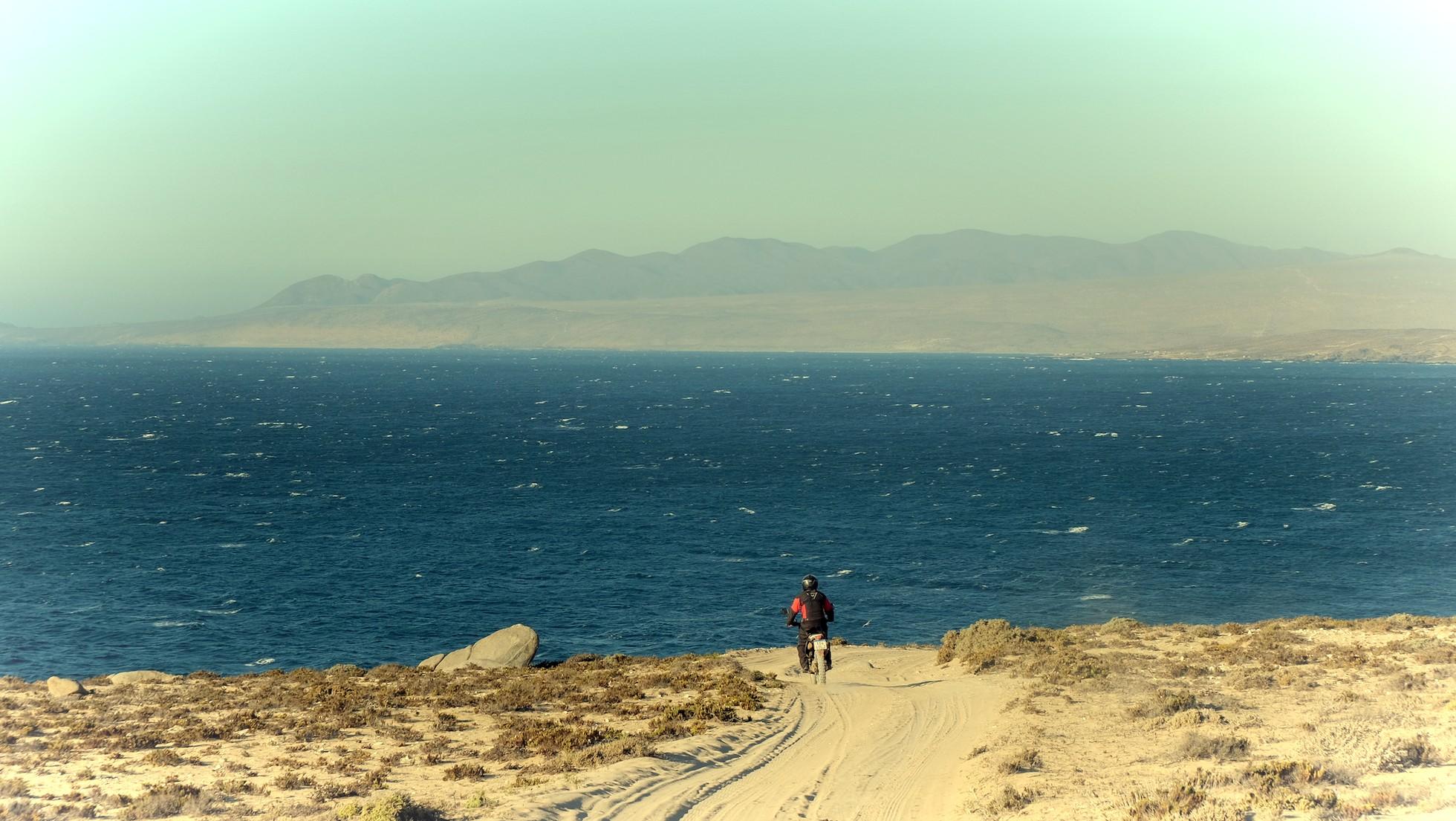 Atacama con Enduro Austral