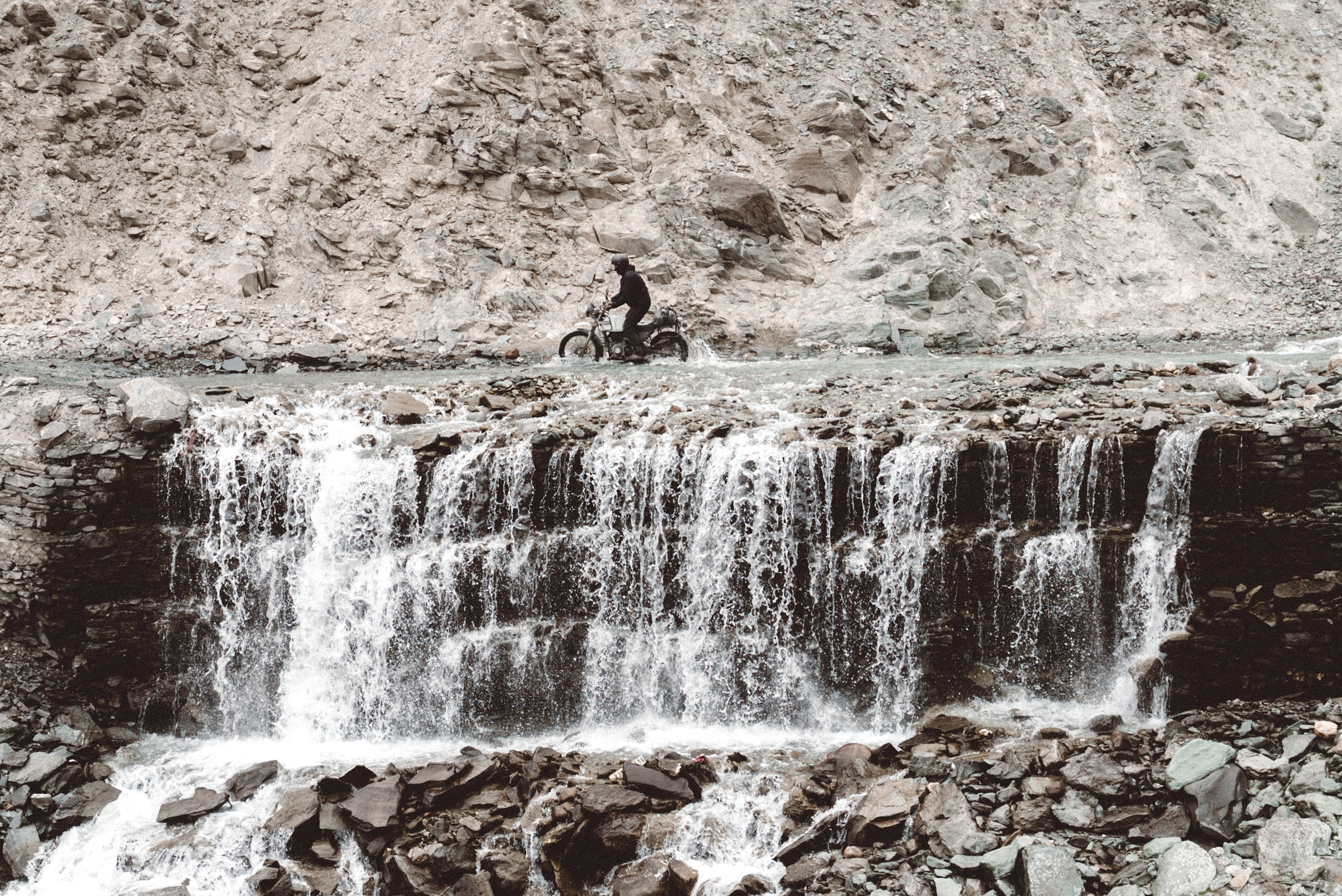 Himalaya en moto con MrHicks46