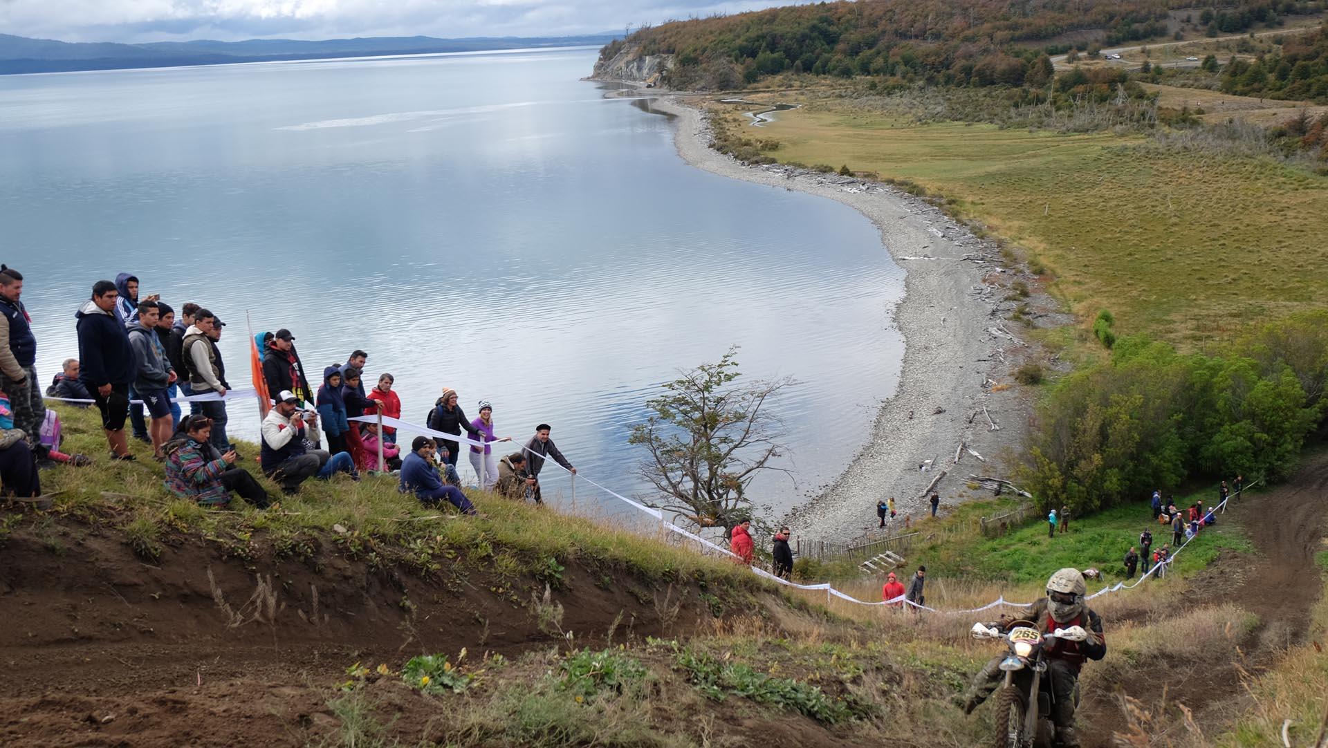 Carrera de Enduro Vuelta a Tierra del Fuego