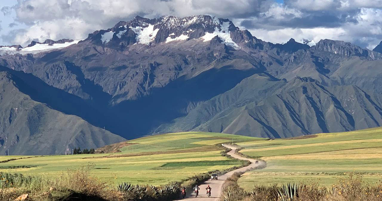 Machu Picchu: Ruta del Inca en moto