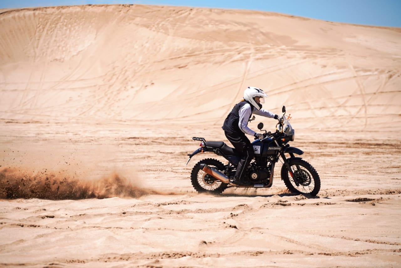 Himalayan Sand Adventure