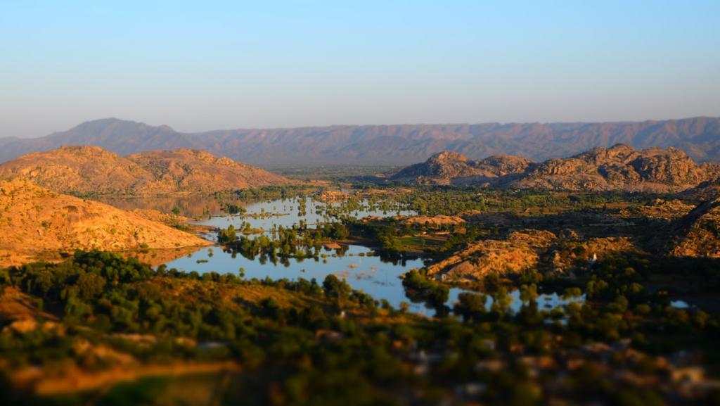 Rawla Narlai Rajasthan Real y Rural