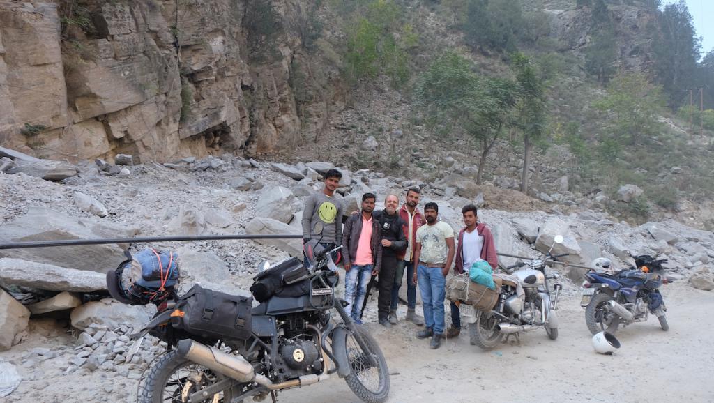 Spiti (Himalaya) en moto - Primera parte
