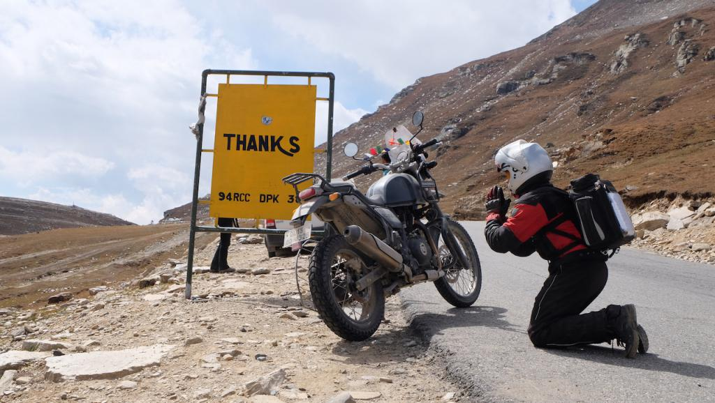 Spiti (Himalaya) en moto - Tercera parte