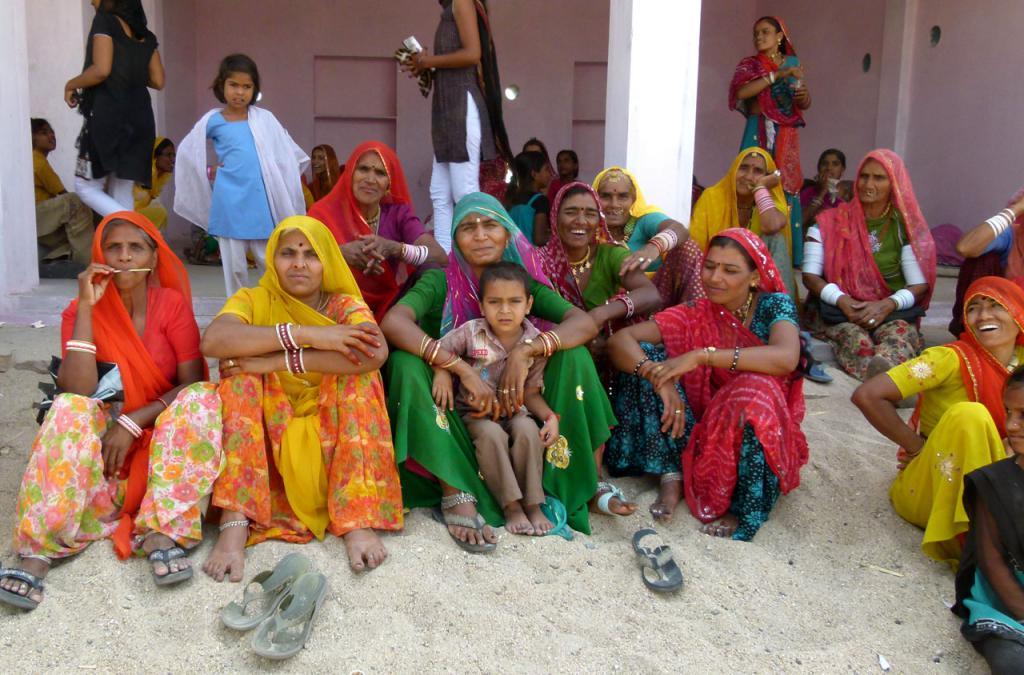 Rajasthan en Technicolor