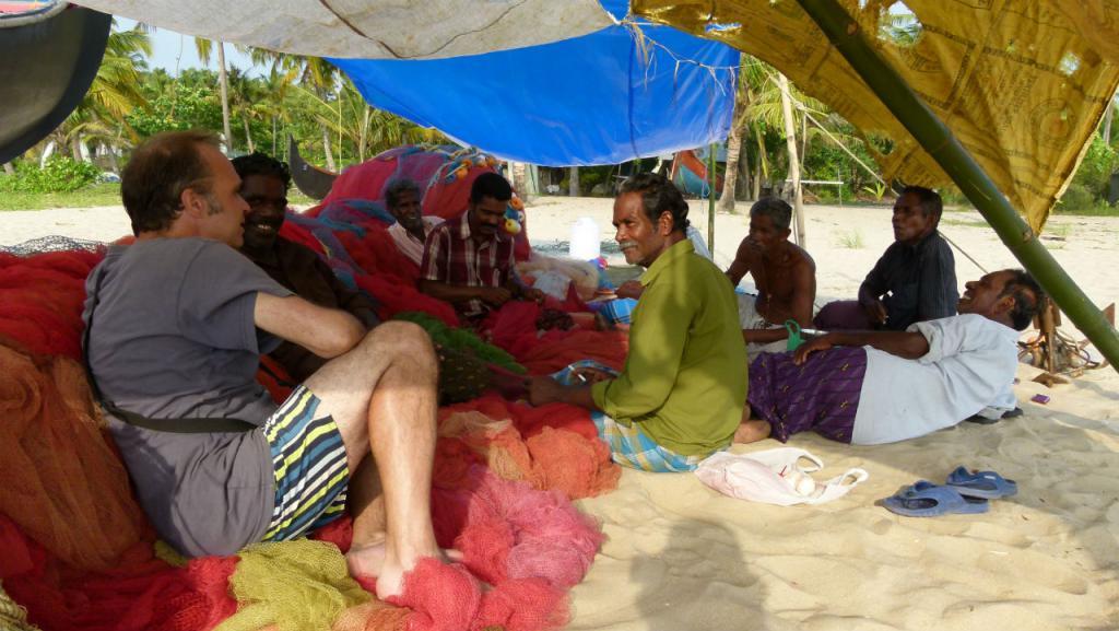 Viajar a India: Mararikulam y Munnar en Kerala