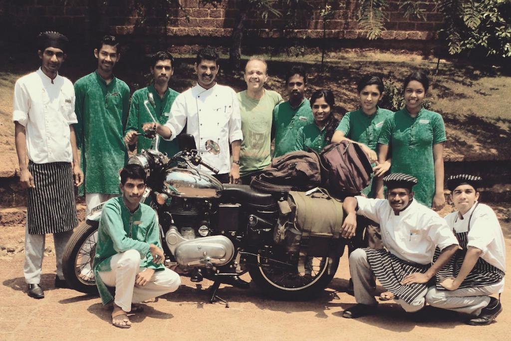 Kerala en Royal Enfield, viaje en moto por India del sur